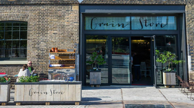 Restaurant Review – The Grain Store, London – 85%