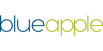Blue Apple Contract Catering logo
