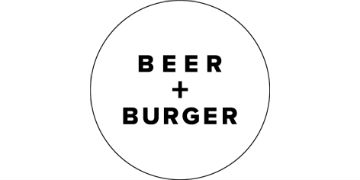 Beer + Burger Store logo
