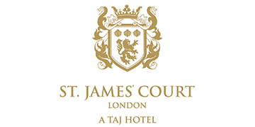 St James' Court London, A Taj Hotel logo